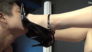 POV nylon feet