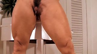 sex panther with a large clitoris