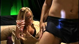 Destroying the ass of cock-craving Cheyenne Silver