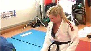 Mixed Judo Domination