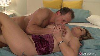 Amazing pornstars Silvy, George in Crazy Redhead, MILF sex clip