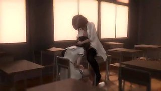 hot animated teen fucked by her teacher in class