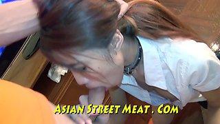 Bangkok maid's room sodomy for a new handbag