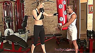 Tanya Tate Gym Fuck