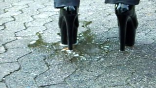 Pee In Heels 1