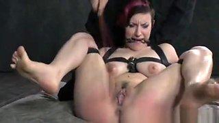 Clit Padding Treatment For Alt Submissive
