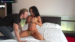 Amazing Jenna Presley fucked in multiple positions