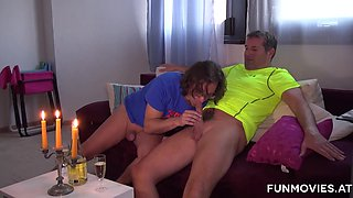 Fantastic threesome action