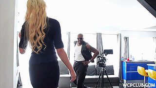 Lexington Steele & Kenzie Taylor in Gorgeous blonde fucked by a BBC - WCPClub