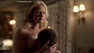 Paula Malcomson Busty Boobs In Ray Donovan  ScandalPlanet