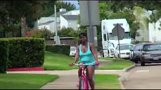 nice booty bike rida