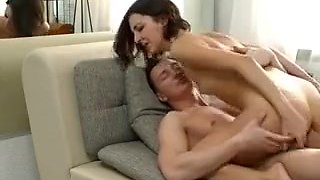 Giving Her Anal Experience And Some Jizz
