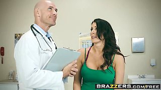 brazzers - doctor adventures -  my husband is right outside