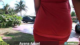 Ayana angel - bigbootyshop