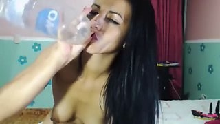 colombian cam girl drunk