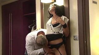 secretary with boss hotel.avi