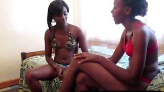 bubble butt african chicks going lesbian today