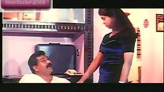 Classic Indian mallu porn Rathri part 1 hot aunty boobs