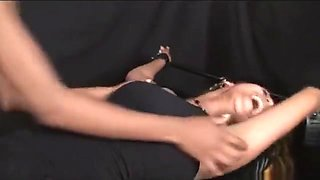 Tickle Abuse - Jasmine Ugliest Laugh