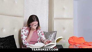 Niki Snow in Feel Better Babysitter - MyBabySittersClub