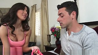 Horny teen Brittany Bliss bangs her friend\'s brother - Naughty America