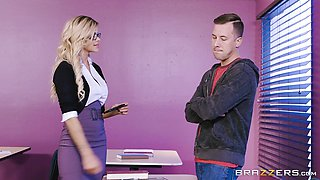 Classroom fun with Jessa Rhodes