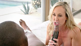 BLACKED Brandi Love Fucks Her Step Daughters Boyfriend