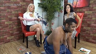 raceplay and interacial domination with bella