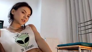 Gorgeous Filipina Webcam Godess Shows Panties Close Up Part 03