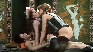 Amazing retro porn video from the Golden Era