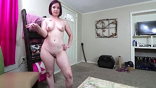 Younger Brother Blackmails Sister Out of her Panties - 1