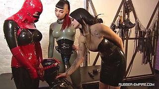 Lady Blackdiamoond - The Rubber Doll Orgy