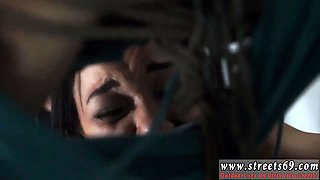 Brutal machine hd Adrian Maya is a delicious chunk of ass with her exotic looks and