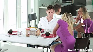 family strokes - kagney linn karter - but shes my stepmom