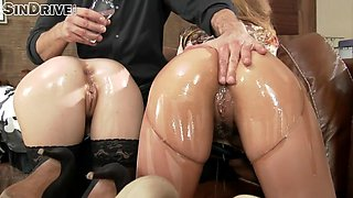 porn producer finger bangs nikky thorne and tiffany doll