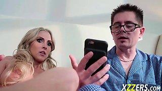 christie stevens in boss fuck my wife