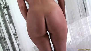 Reverse cowgirl with a slick pussy milf is hugely satisfying