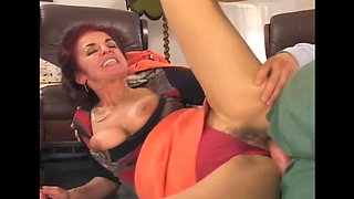 Jaroslava Hot Sexy MILF Panty Fuck