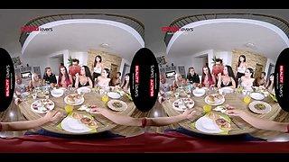 RealityLovers VR - Micas Pornstars Mansion