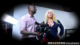 Brazzers - Pornstars Like it Big - Kissa Sins Johnny Sins - Becoming Johnny Sins Part Three